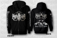 MARDUK - panzer division Hooded Zipper