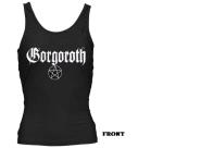 GORGOROTH - pentagram Girlie Shirt  L