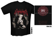 ENTHRONED - pentagrammaton T-Shirt  L