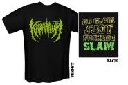 KRAANIUM - fucking slam T-Shirt