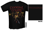 CANNIBAL CORPSE - global evisceration T-Shirt