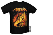 ANTHRAX - worship music hands T-Shirt