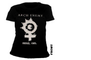 ARCH ENEMY - rebel Girlie Shirt