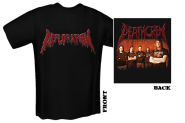 DEFLORATION - deathcrew T-Shirt