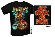 ALESTORM - get drunk or die T-Shirt