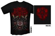 IMPALED NAZARENE - 1990-2012 T-Shirt  L