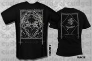 DARKENED NOCTURN SLAUGHTERCULT - necrovision T-Shirt