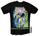 MORBID ANGEL - gateways to annihilation T-Shirt