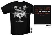 HAIL OF BULLETS - the rommel chronicles T-Shirt  M