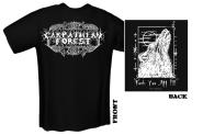 CARPATHIAN FOREST - wolf T-Shirt