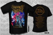 MALEVOLENT CREATION - the ten commandments T-Shirt