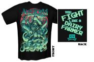 ALESTORM - godmachine T-Shirt