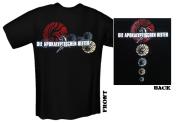 APOKALYPTISCHEN REITER, DIE - circles T-Shirt