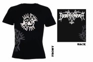BORKNAGAR - double dragon Girlie Shirt