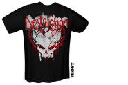 DESTRUCTION - grindskull T-Shirt