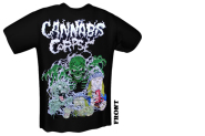 CANNABIS CORPSE - ghost ripper T-Shirt  M