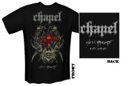 CHAPEL - hellrazors T-Shirt