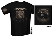 POSTMORTEM - the bowls of wrath symbol T-Shirt