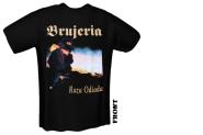 BRUJERIA - raza odiada T-Shirt  L