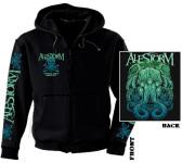 ALESTORM - octopus Zip Hoodie