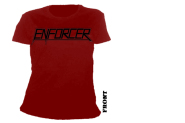 ENFORCER - logo Girlie Shirt