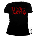 DEATH BREATH - logo Girlie Shirt