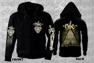 NILE - unearthed Hooded Zipper