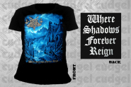 DARK FUNERAL - where shadows Girly Shirt