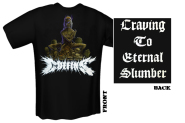 COFFINS - craving to eternal slumber T-Shirt  XL
