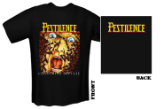 PESTILENCE - consuming impulse T-Shirt