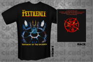 PESTILENCE - testimony of the ancients T-Shirt  M
