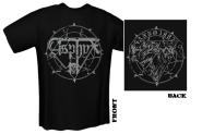 ASPHYX - anno 1987 silver T-Shirt