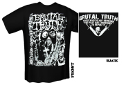 BRUTAL TRUTH - religion T-Shirt gr.M M