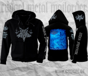 DARK FUNERAL - where shadows Zip Hoodie