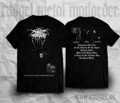 DARKTHRONE - a blaze in the northern sky T-Shirt