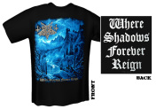 DARK FUNERAL - where shadows forever reign T-Shirt