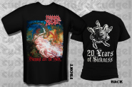 MORBID ANGEL - blessed are the sick T-Shirt