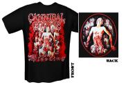CANNIBAL CORPSE - the bleeding T-Shirt