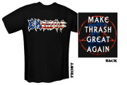 EXODUS - make thrash great again T-Shirt