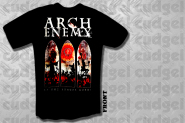 ARCH ENEMY - as the stages burn T-Shirt