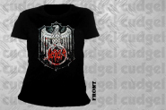 SLAYER - bloody shield Girly tank T-Shirt