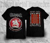 CONQUEROR - war cult supremacy T-Shirt