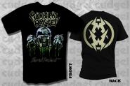 MUNICIPAL WASTE - slime and punishment T-Shirt