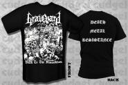 GRAVEYARD - back to the mausoleum T-Shirt gr.L L