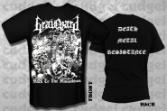 GRAVEYARD - back to the mausoleum T-Shirt
