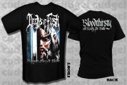 DEEDS OF FLESH - viking T-Shirt