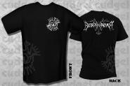 BORKNAGAR - double dragon T-Shirt