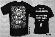 DARK TRANQUILLITY - old school T-Shirt gr.XL XL