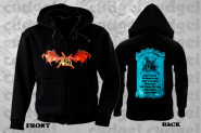 DARK ANGEL - darkness descends Zip Hoodie  L