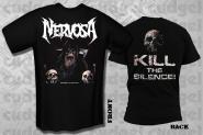 NERVOSA - downfall of mankind T-Shirt  M